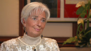 IMF chief on the U.S., world economy