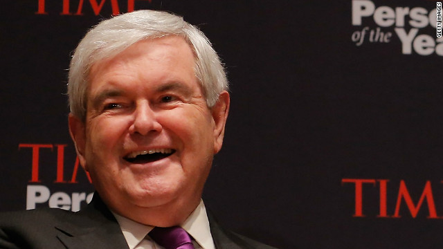 Gingrich on 2016 run: &#039;One never knows&#039;