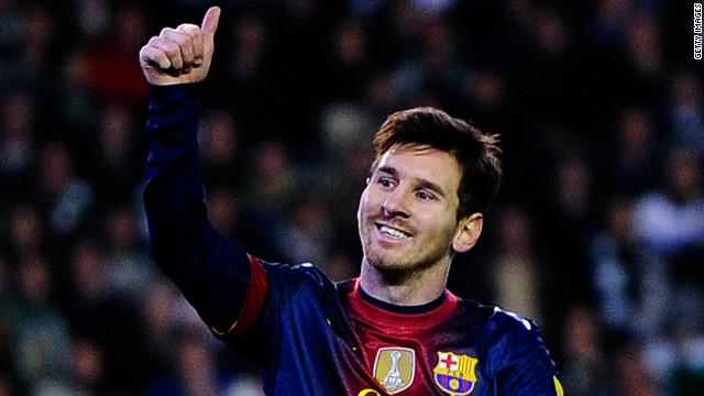 Messi paga 10 millones de euros al fisco español