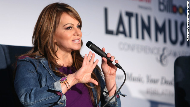 Rivera attends the 2012 Billboard Latin Music Conference in April in Miami.