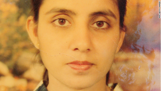 An undated family photograph of Jacintha Saldanha, the nurse who died after being hoaxed by an Australian radio show.