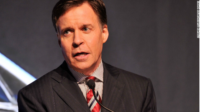 Bob Costas' eye costs him a night in Olympic anchor seat