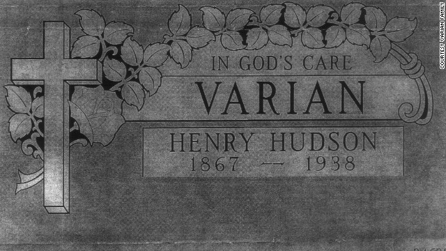 Varian's headstone will have a rose-leaf pattern, picked out by his daughter, Frances Campbell, now in her 80s. She said it reminded her of a poem he wrote, &quot;The Rose of New Rochelle.&quot; 