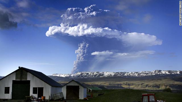 El volcán Bardarbunga en Islandia podría amenazar los viajes aéreos