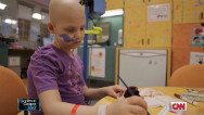 HIV helps young patient fight cancer