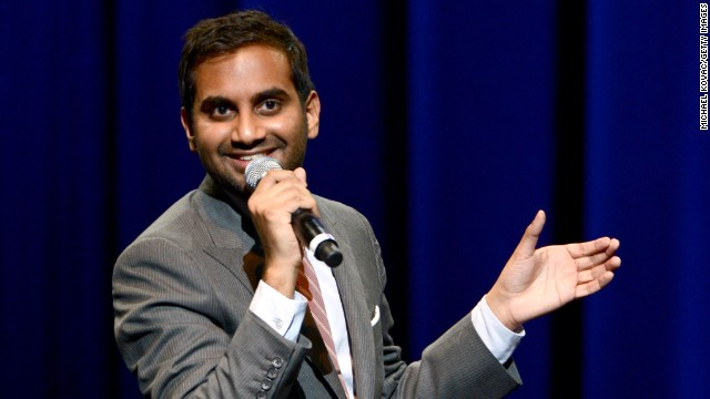 Aziz Ansari to write a book about modern love