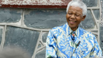 Anti-apartheid icon Nelson Mandela dies