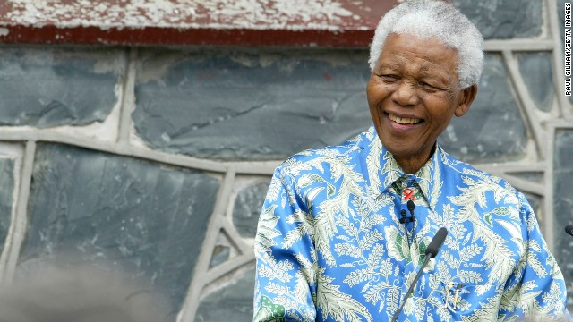 CNN Coverage: Nelson Mandela 1918-2013