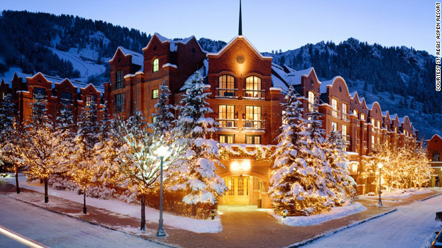 The St. Regis in Aspen, Colorado, has been completely renovated. A new on-site gourmet restaurant features cuisine created by emerging chefs. 