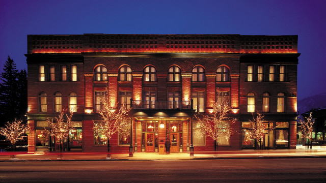 The renovated Hotel Jerome in Aspen, Colorado, is unveiling the 125-year-old hotel's first spa as part of a major overhaul.