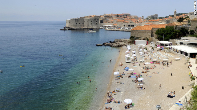 Croatia relies heavily on its sun-kissed Adriatic coast to draw tourism and its state-run shipyards for revenue