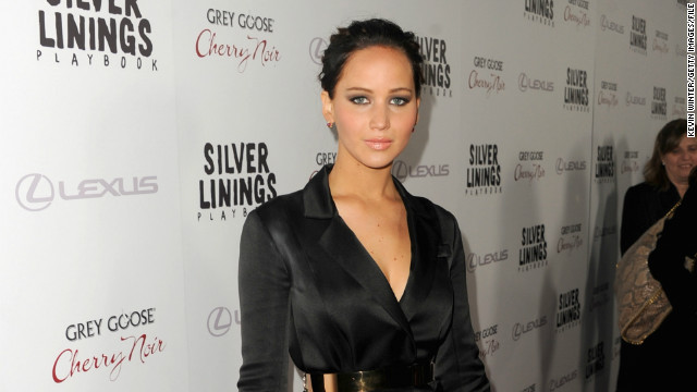Jennifer Lawrence has to be striking fear into the hearts of her fellow actors, given her &lt;a href='http://marquee.blogs.cnn.com/2012/12/13/the-nominees-are-in-for-the-globes-check-out-their-reactions/?iref=allsearch' target='_blank'&gt;remarkable talent&lt;/a&gt;, enviable looks and &lt;a href='http://marquee.blogs.cnn.com/2012/11/09/jennifer-lawrence-on-acting-dating-and-speaking-her-mind/?iref=allsearch' target='_blank'&gt;endearing self-possession. &lt;/a&gt;She also has an admirable work ethic: She is signed up to star in &quot;Serena&quot; and &quot;The Hunger Games: Catching Fire&quot; next year. 