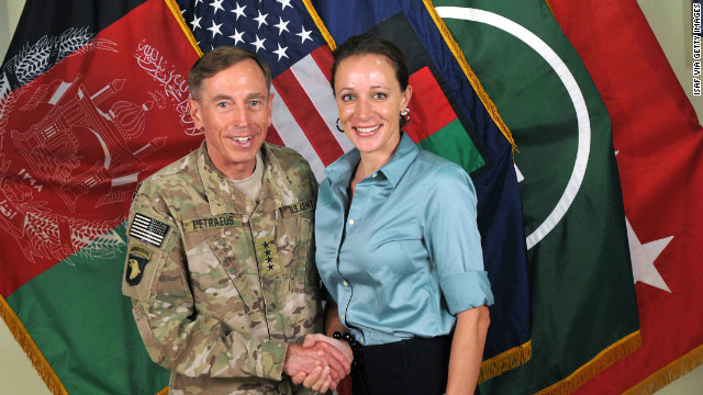 FIRST ON CNN: Paula Broadwell military promotion revoked