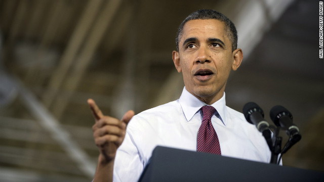 Obama to talk about economy at Illinois college