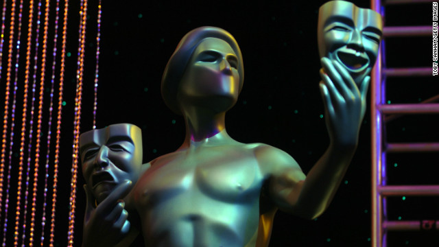 The Screen Actors Guild Awards will air on Sunday, January 27 at 8 p.m. ET and 5 p.m. PT.
