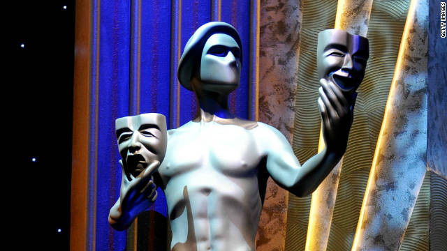 Screen Actors Guild Awards: The winners list