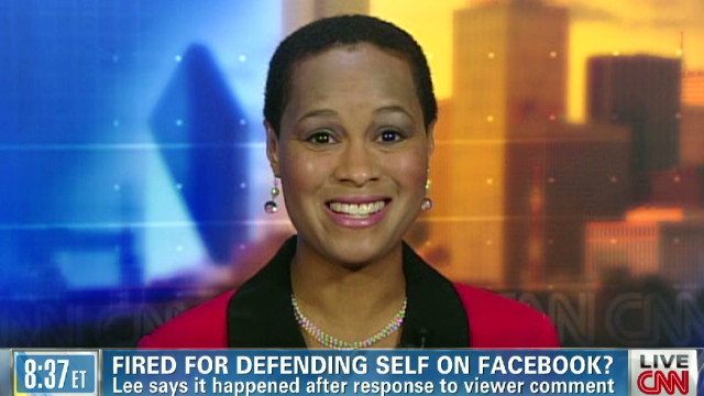 Fired for defending her hairstyle on Facebook; Ex-KTBS meteorologist Rhonda Lee: 'Other people are given platforms, I was given a pink slip'