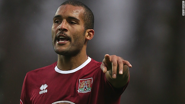 Clarke Carlisle is the chairman of the English players' union. He has called for the FA to take its chance to address problems that have been ignored for years. &quot;Previously there were behaviors that we have just passed off as 'Ah, that's football,' &quot; he told CNN.