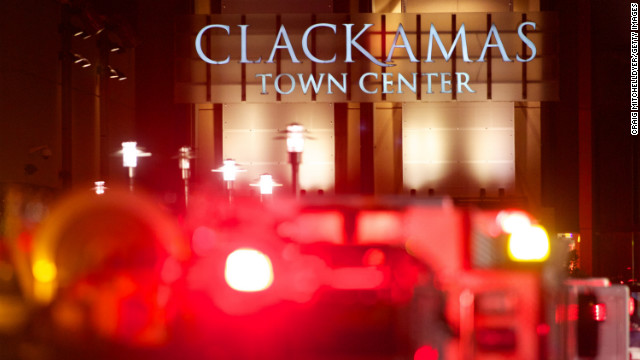 Live Tonight: Oregon Town Center Shooting aftermath