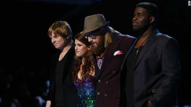 &#039;The Voice&#039; narrows it down to the final three