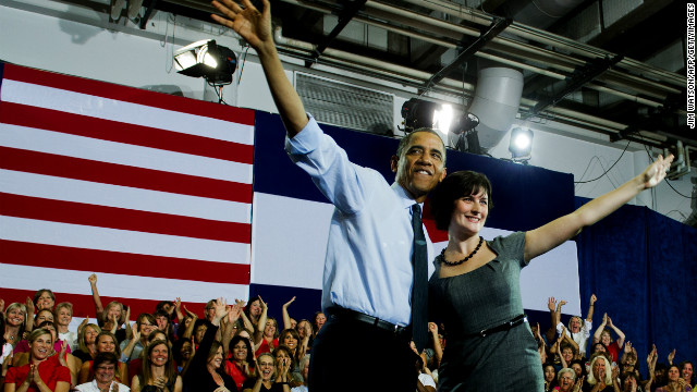 Sandra Fluke is the Georgetown University Law School student who testified before Congress on the need for access to reproductive health care, including contraception. Conservative talk show host Rush Limbaugh called her a &quot;slut.&quot; Fluke campaigned for President Barack Obama and spoke at the Democratic convention on women's rights. 