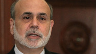 Fed's Bernanke: No rate hike soon