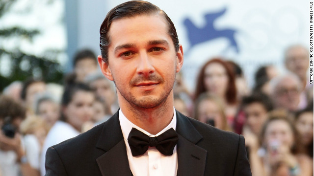 Shia LaBeouf set for Broadway debut
