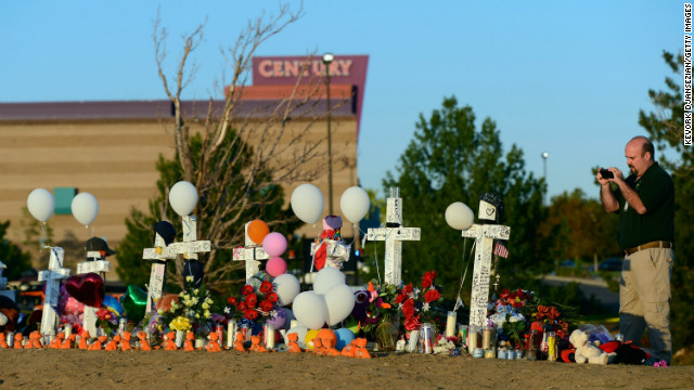 After the movie theater massacre in Aurora, Colorado, that killed 12 people and injured 58 others, the campaigns paused to remember the victims. While there were calls from gun-control advocates for a discussion on the issue, both campaigns largely side-stepped the issue.