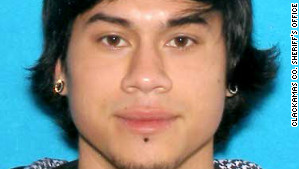 Jacob Tyler Roberts, 22, killed two people in an Oregon mall before taking his own life.