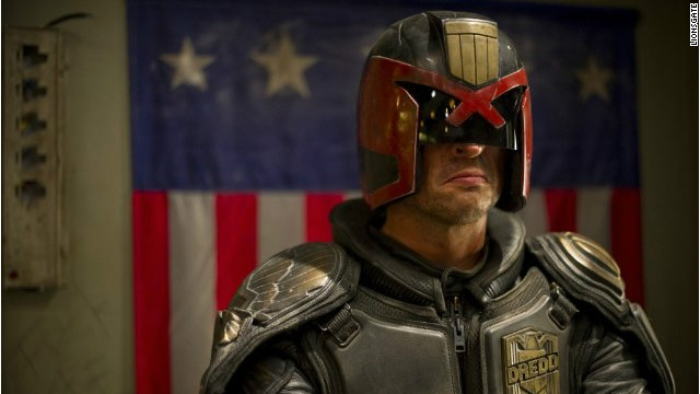 &quot;Dredd&quot; is the first 3D movie to be made at Cape Town Film Studios, says chief executive Nico Dekker.