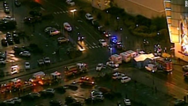 Un tiroteo en un centro comercial de Oregon causa por lo menos tres muertos