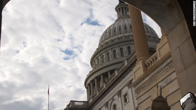 The Senate will be back in action on Thursday to contend with the <a href='http://www.cnn.com/2012/12/21/politics/fiscal-cliff/index.html ' target='_blank'>fiscal cliff negotiations</a>. Lawmakers <a href='http://money.cnn.com/2012/12/23/investing/stocks-lookahead/index.html'>have one week left </a>to strike a deal that would avert automatic tax increases and spending cuts due January 1.