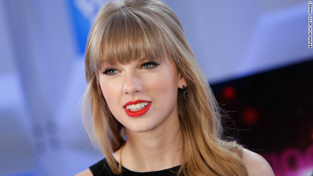 Taylor Swift turns 23 with Globes nod ... and Harry Styles?