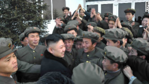 Both South Korean presidential candidates condemned the recent rocket launch led by North Korean leader Kim Jong Un.