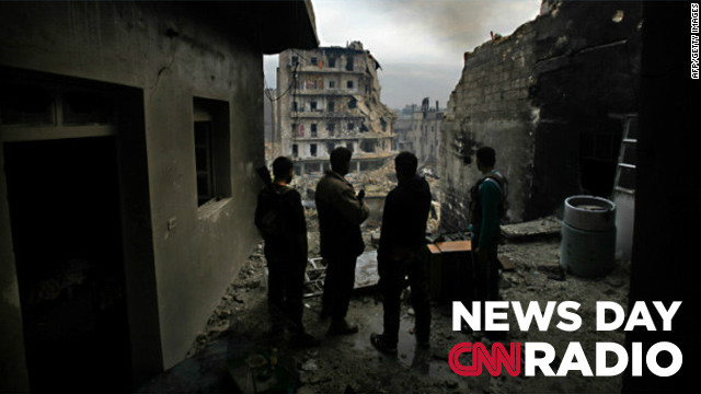CNN Radio News Day: December 13, 2012