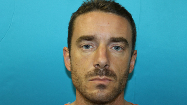 Brent Troy Bartel was charged with aggravated assault with a deadly weapon. Police say he carved a pentagram onto the back of his 6-year-old son.