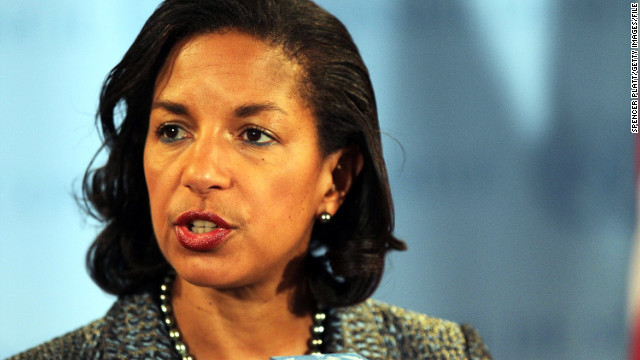 Obama taps Susan Rice as next national security adviser