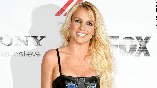 Britney Spears exits 'The X Factor'