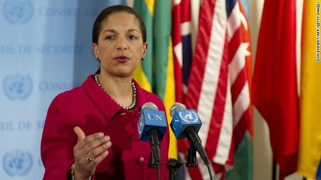 Susan Rice se descarta para la Secretaría de Estado de EE.UU.