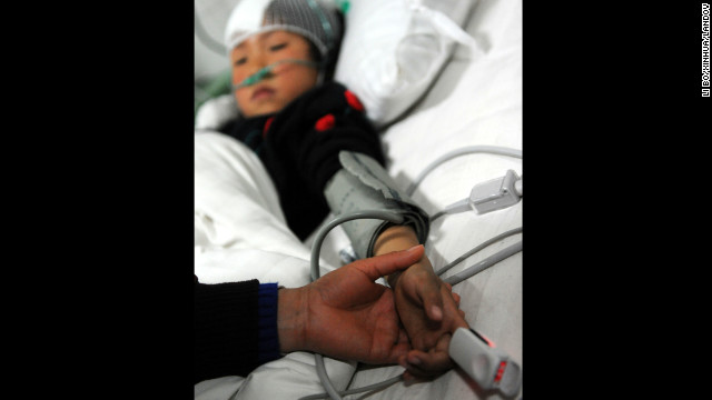 Knife attack at Chinese school wounds 22 children