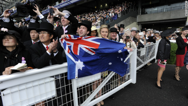 The world champion sprinter, worth $7.5 million in prize money, has become a celebrity in her native Australia, earning the title of 2012 Sportswoman of the Year.