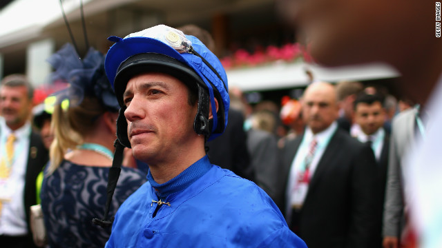 Audience numbers are on the rise, but it wasn't a flawless year for racing. The sport's poster boy, Italian jockey Frankie Dettori, was given a six-month ban earlier this month after failing a drugs test in France.