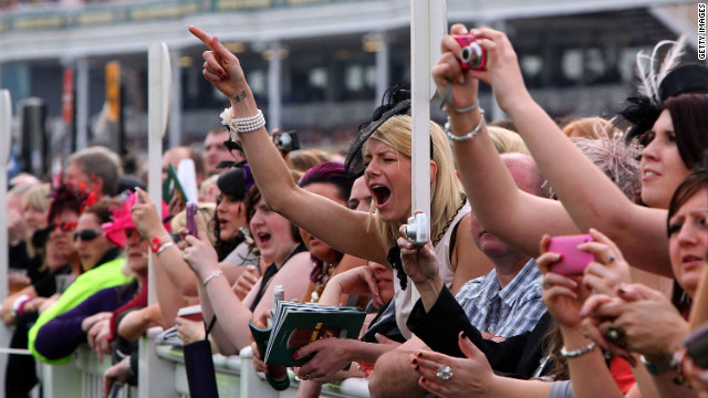 Horse racing is the second biggest spectator sport in Britain after football, with around 6 million people heading to the track every year. &quot;People used to focus on the day out, rather than the race,&quot; said Simon Bazalgette, chief executive of The Jockey Club.
