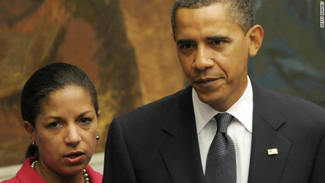 Rice meeting with Obama Friday, not expected to get NSA post