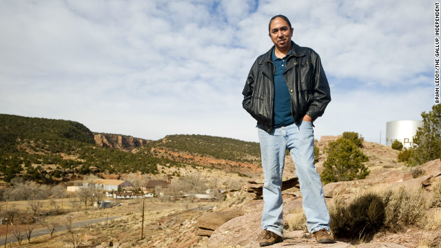Navajo man wants the nation to hear its official apology