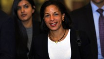 Susan Rice, President Obama\'s national security adviser.