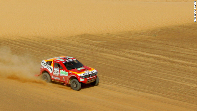 The Dakar has been canceled just once -- in 2008. After four French tourists were murdered in Mauritania on December 24, 2007, organizers chose not to run the event due to &quot;direct threats against the race issued by terrorist groups.&quot; Eight of the rally's 15 stages had been due to pass through Mauritania.