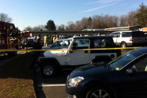 Masacre en una escuela de Connecticut