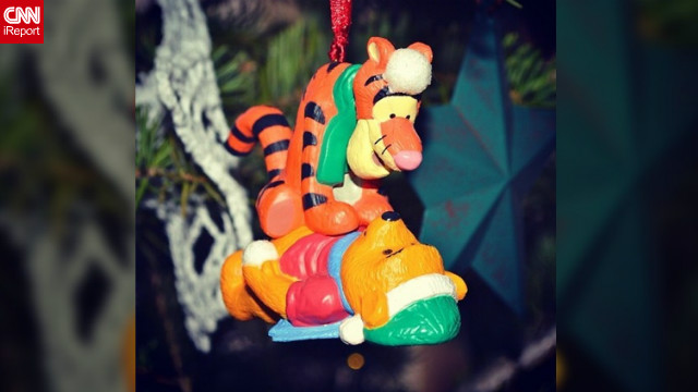 &quot;We had Tigger and Pooh as cake toppers on our wedding cake. After 17 years, we're still bouncing!&quot; -- @ranchmama