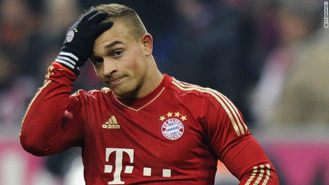 Draw dents Bayern\'s record bid